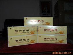 长春市吉康参茸特产有限公司 保健茶产品列表