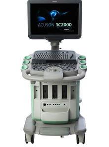 西门子超声机器展示 ACUSON SC2000 s2000 x300 x150 Sequoia 512...