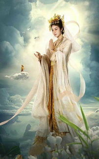 故事里,菩萨将杨柳叶儿摘下三个,放在行者的脑后,喝声