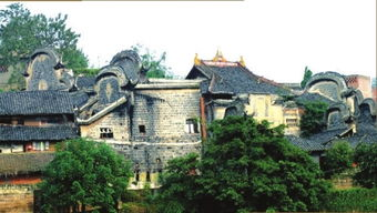仙圣古河-历史学家说,这里是中国西部古盐道上的明珠.民俗学家说,这里是川...