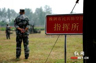 军人网名-全连齐射项目考核   刚刚完成射击任务的女子民兵高炮连成员   9月5日...