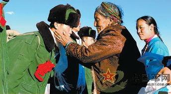 兵的大吉吧-2008年11月24日,南京武警支队机动大队的87名老兵正在军营里进行...