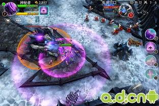 ...沌与秩序之英雄战歌 Heroes of Order Chaos 手机上的英雄联盟LOL