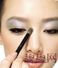 让鼻子坚挺和美丽 不同形状鼻子的化妆法 3