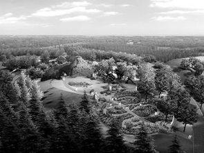 西安植物园新园区效果图-突袭网