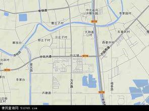 中北镇地图 中北镇卫星地图 中北镇高清航拍地图 中北镇高清卫星地图 ...