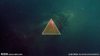三角灾变-星空图片
