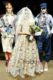 ...期一个月的时装盛宴 2012秋冬纽约时装周