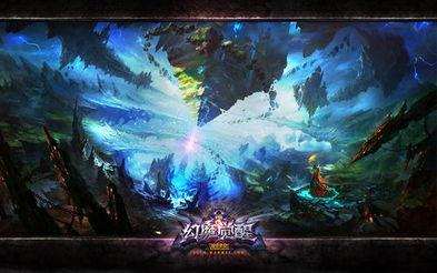 神墟之门-【探寻时间之墟神秘新地图】   作为《神鬼传奇》年度资料片