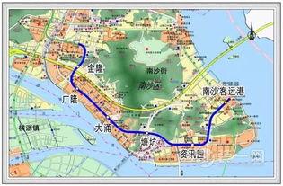 换乘站来了 广州南站 大学城南站 南洲站 年底开通