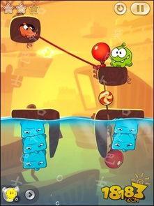 割绳子2第3章14关攻略的详细说明及特色玩法介绍