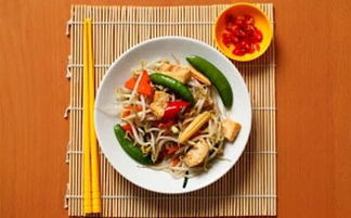 ...joying Chinese Food (1)-美国人这样说日常生活英语Chapter 2 1 1 享...