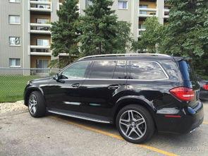 17款奔驰GLS450加拿大版春节车市价格会不会降