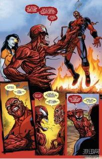 不死之身 然并卵 细数9位可以血虐死侍的超级英雄
