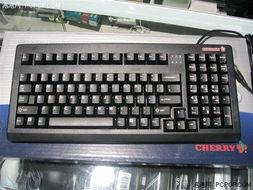 ...SB扩展接口 Cherry机械键盘1099元