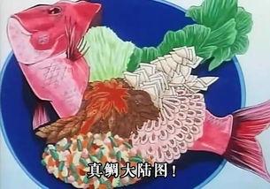 【网名】卡通网名-脑洞丨动漫里的食物,名字能这样 中二