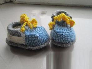 宝宝毛线鞋怎么织 图解毛线编织宝宝鞋 毛线鞋的织法