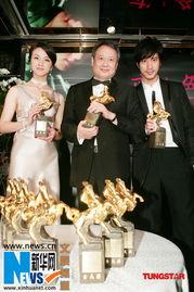 台湾影坛,缺乏激情.唯有李安和他的《色,戒》一起力挽狂澜,