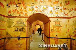 盛乐博物馆再现鲜卑历史文化