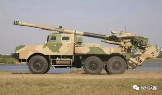 中国车载炮 卡车炮
