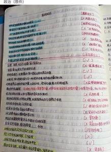 高考原版语文笔记:[1]重点字音