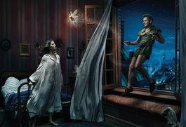 风中奇缘》中的印第安公主波卡洪塔斯--这张拍的太假了