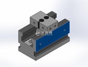 ... ZVF C型多工位平口钳设计