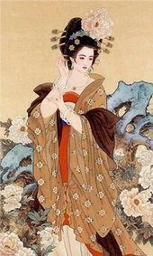...魂 国画中十位倾城美女