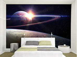 太空星球宇宙星空墙纸图片设计素材 高清模板下载 44.93MB 其他大全