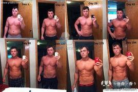 男人们,没有什么赘肉是减不掉的,没有什么肌肉是练不出来的