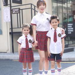 小学校服夏天