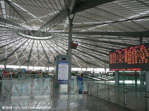 上海南站图片