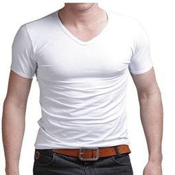 夏天男士如何选择和搭配短袖T恤