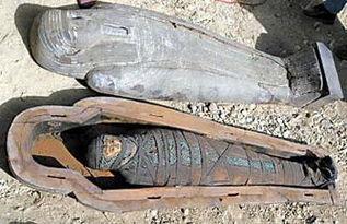 古埃及木乃伊制作全过程揭秘 极其惊悚 6