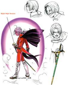 神性本恶-勇者斗恶龙 神秘嘉宾