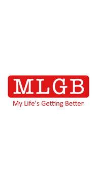 MLGB 潮牌 白色 创意 苹果手机高清壁纸 1080x1920 爱思助手