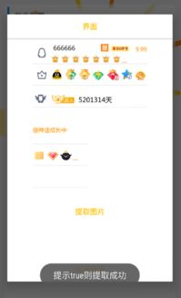 手机QQ装逼资料卡工具 iApp源码 靓号超会9钻 葫芦娃 飞车版