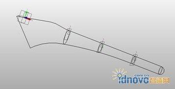 ...医疗行业股骨柄CAD三维建模