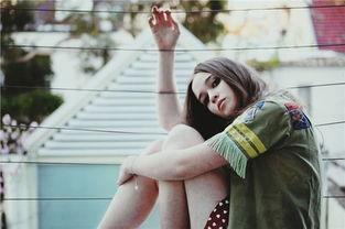 很自信的女生优美图片 唯美图片