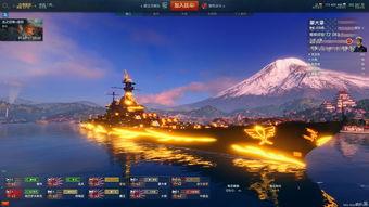战舰世界蒙大拿海雾涂装 闪电改 战舰世界官网合作专区 多玩游戏网