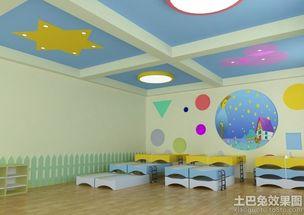 6款幼儿园宿舍床摆放效果图 幼儿园宿舍环境布置装修设计图片