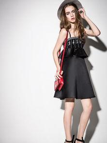 西蔻女装新款吊带连衣裙-恭贺西蔻女装山西省运城新店华丽开业