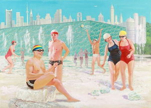 朝鲜画家笔下的中国 画出别样的味道