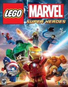 游戏名称:乐高漫威超级英雄-乐高漫威超级英雄 IGN9.0 最佳漫威游戏