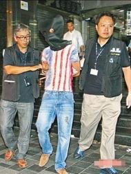 ...旅游遭印度男子强奸 嫌犯被捕时做V字手势