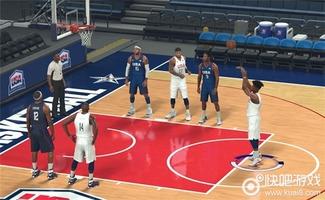 NBA2K17怎么罚球 罚球技巧及提高命中率方法介绍 快吧游戏