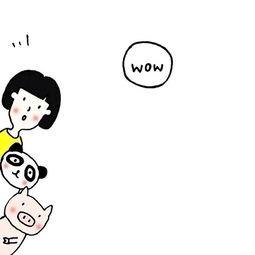 卡通 小男孩哭