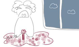 心情不好-卧槽 女性大姨妈驾到时到底在想什么 这11张图告