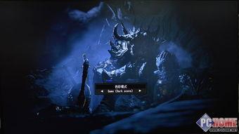 该种模式是针对画面较暗的游戏而调教,提升了游戏画面的暗部细节同...
