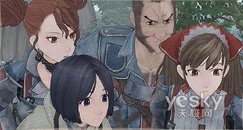 ...PS3 战场的瓦尔基里 新画面